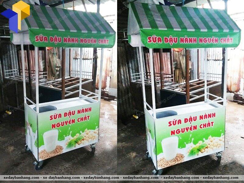 bán xe bán sữa đậu nành giá rẻ