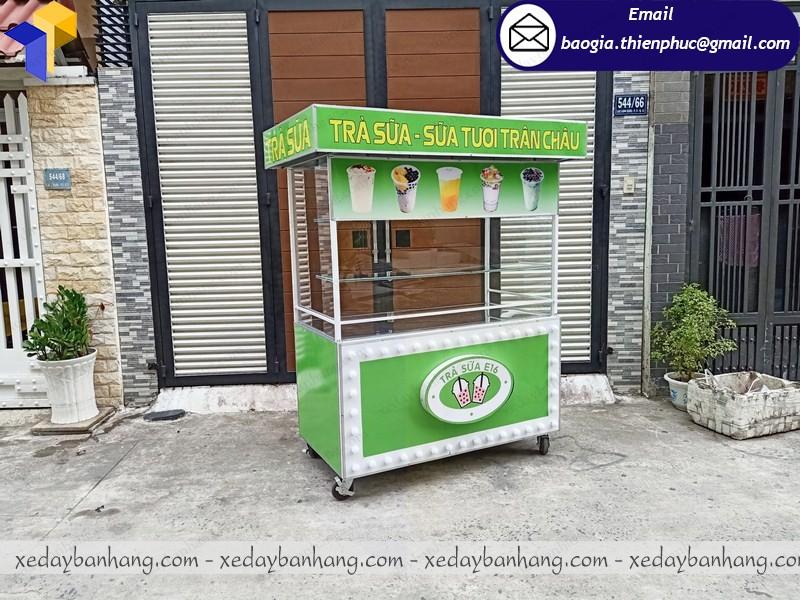 cung cấp xe bán trà sữa giá rẻ