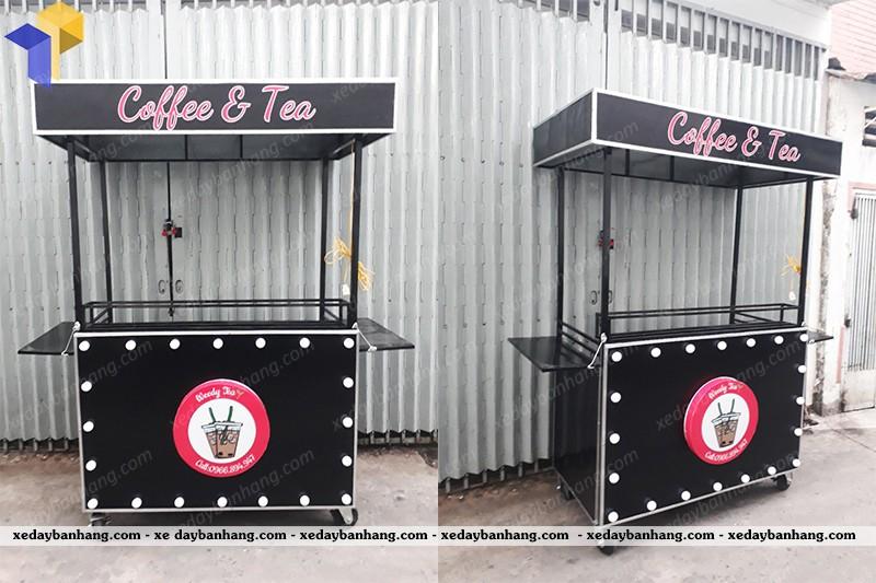 đóng xe cafe giá rẻ