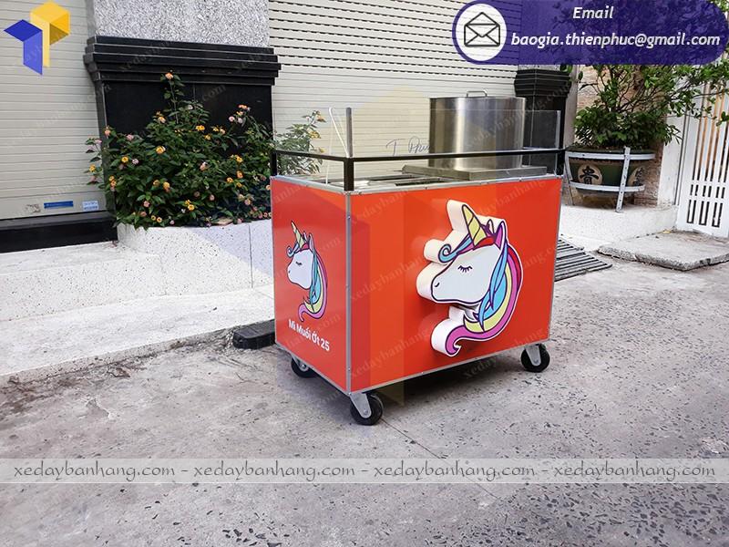 tủ bán thức ăn nhanh hcm