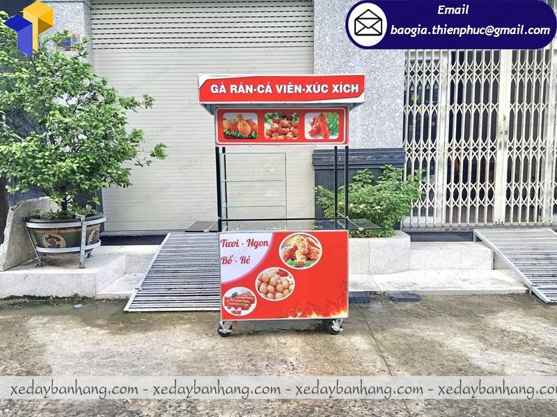 xe bán thức ăn nhanh
