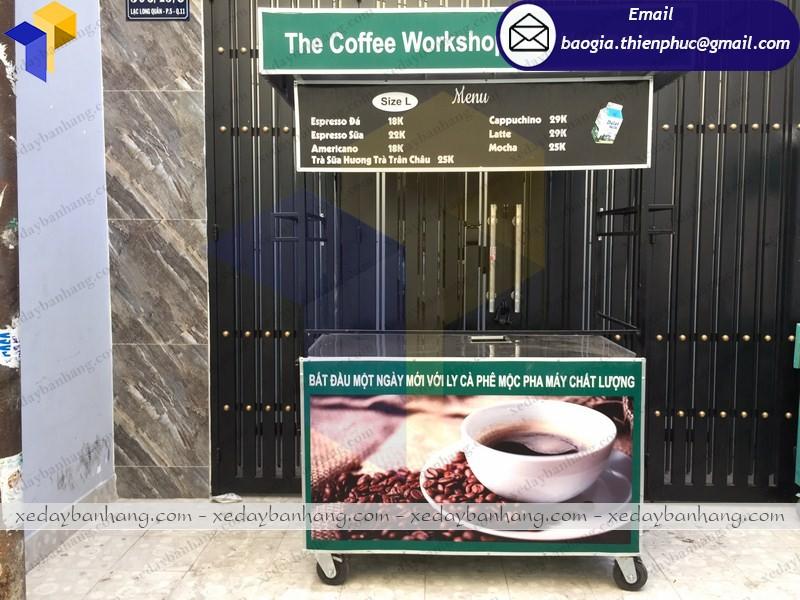 xe cafe nguyên chất